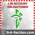 Ingress ENL Acc L10