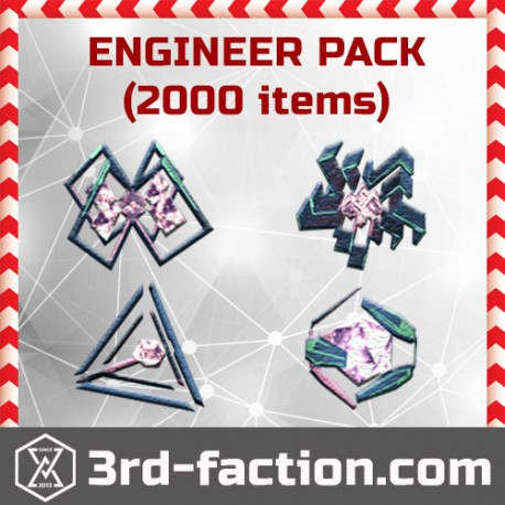 Ingress Engineer Pack x2000