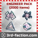 Engineer Pack x2000