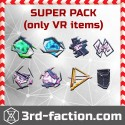 Very Rare SUPER Mods Pack