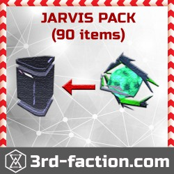 Ingress JARVIS duplication Pack