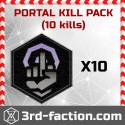 ANY PORTALS DESTRO PACK