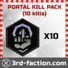 GUARDIAN DESTRO PACK - Destroy 10 Guardians