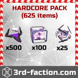 Ingress HardCore Pack х625