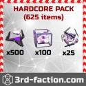 HardCore Pack х625