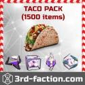 Tacos Pack L8 x1500
