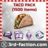 Ingress Tacos Pack L8 x1500