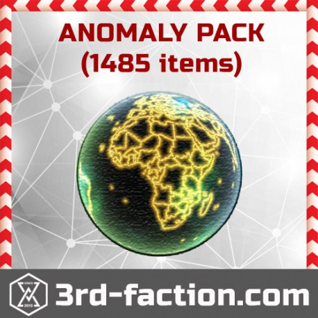 Ingress Anomaly pack