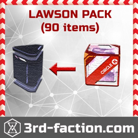 Ingress LAWSON duplication Pack