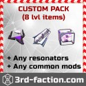 Custom Pack L8 x1500