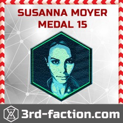 Susanna Moyer Badge