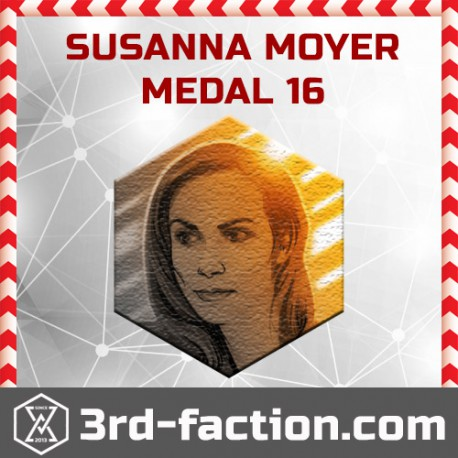 Ingress NEW Susanna Moyer Badge