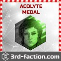 Acolyte Badge (Medal)