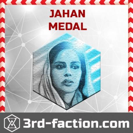 Ingress Jahan Badge