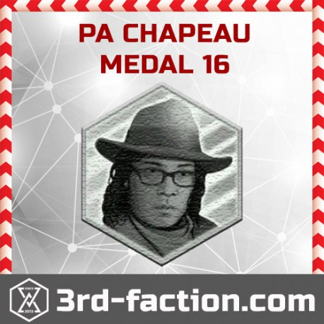 Ingress Loeb (P.A. Chapeau) Badge