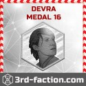 Devra Bogdanovich Badge