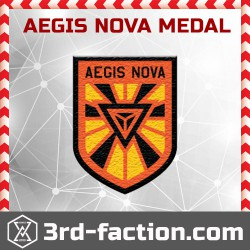 Ingress Aegis Nova Badge (Medal)