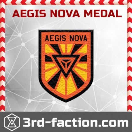 Ingress Aegis Nova Badge (Medal)