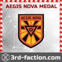 Aegis Nova Badge (Medal)