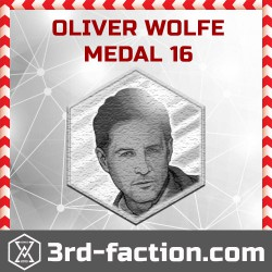 Ingress Oliver Lynton-Wolfe 2016 Badge