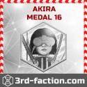 Akira Badge