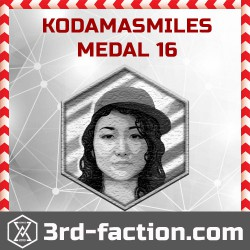 Ingress KodamaSmiles Badge