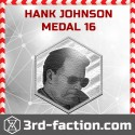 Hank Johnson Badge