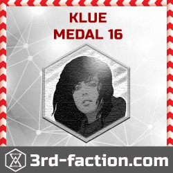 Ingress Klue 2016 Badge