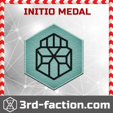 Ingress Initio Badge (Medal)