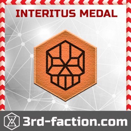Ingress Interitus Badge (Medal)