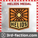 Helios Badge (Medal)
