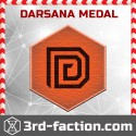 Darasana Badge (Medal)