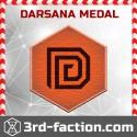 Darasana Badge (Medal)