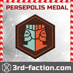 Ingress Persepolis Badge (Medal)