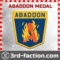 Abaddon Badge (Medal)