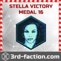 Stella Victory Badge