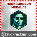 Hank Johnson 2015 Badge