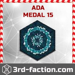 Ingress ADA 2015 Badge