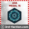 ADA 2015 Badge