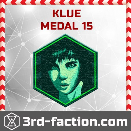 Ingress Klue 2015 Badge