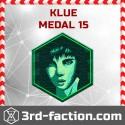 Klue 2015 Badge