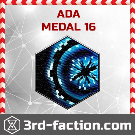 Ingress ADA 2016 Badge