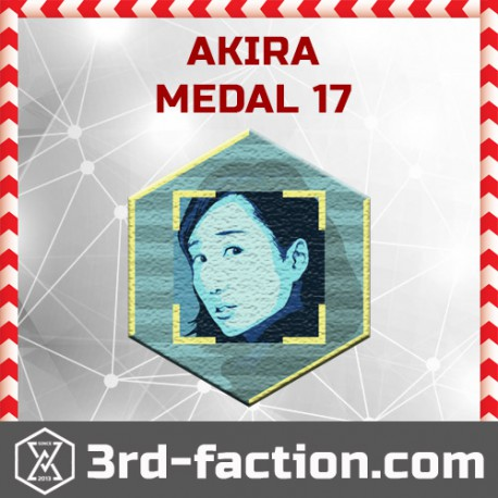 Ingress Akira 2017 Badge