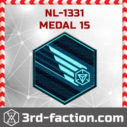 NL-1331 Badge