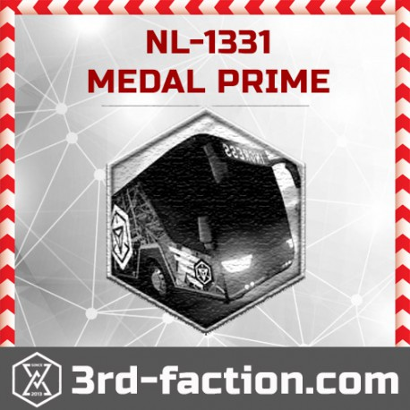 Ingress NL-1331 Prime Badge