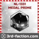 NL-1331 Prime Badge