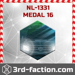 Ingress NL-1331 2016 Badge