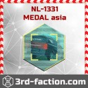 NL-1331 Asia Badge