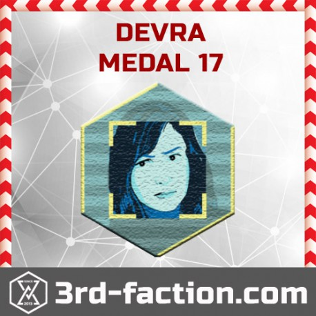 Ingress Devra 2017 Badge