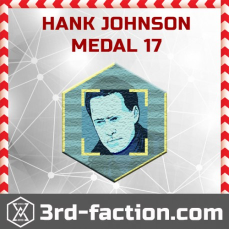 Ingress Hank 2017 Badge